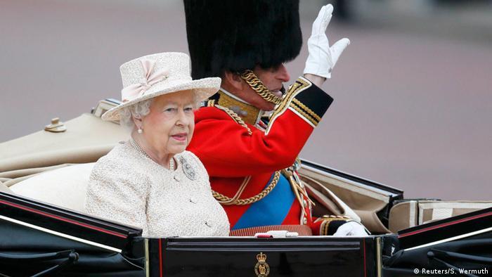 Großbritannien Queen Elizabeth II. feiert 89. Geburtstag