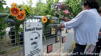 Gedenkveranstaltung für NSU-Opfer in Nürnberg