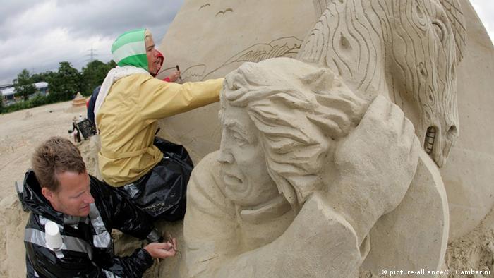 Sandfestival Ruhr in Witten