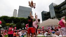 Pink Dot Singapur