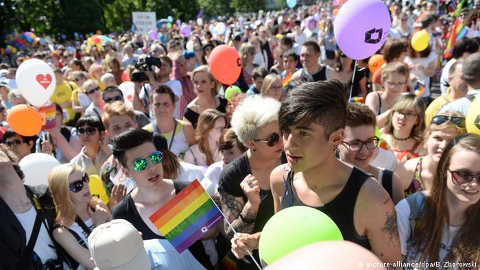 Варшава гей секс