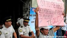 Guatemala/ Korruption/ Demo