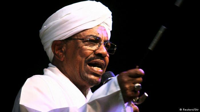 Sudanese President Omar al-Bashir REUTERS/Stringer