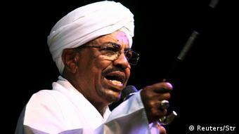 Sudans Präsident al-Baschir (Archivbild Reuters/Str)