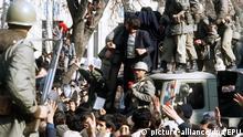 Iran Revolution 1979 Blumen