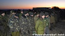 Ukraine Gefangenenaustausch