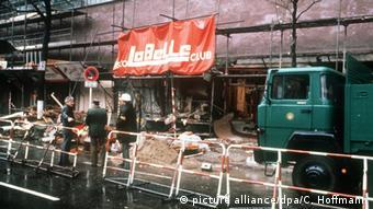 Η ντισκοτέκ La Belle το 1986