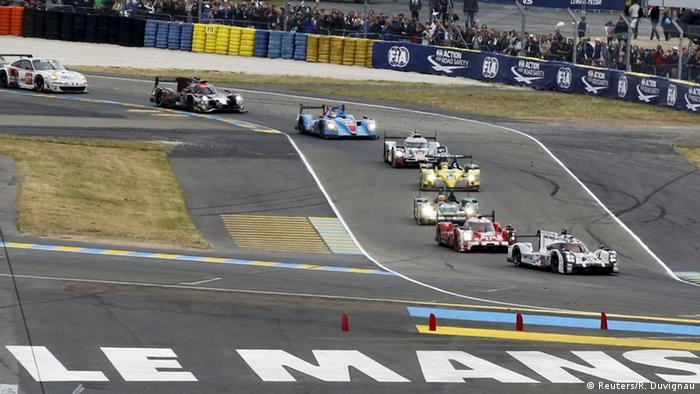 Francia 24 Horas de Le Mans.