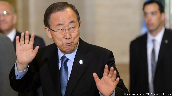 Treffen zum Jemen in Genf