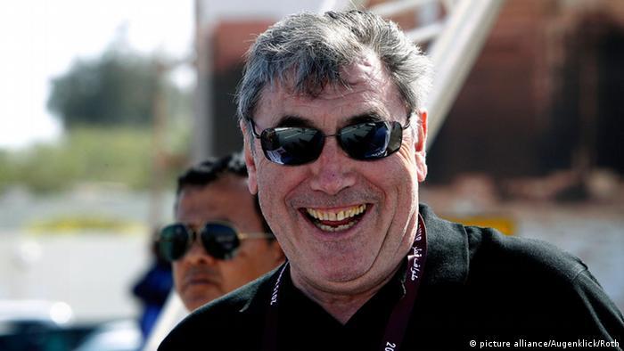 Eddy Merckx in Qatar