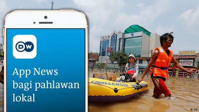 DW News App indonesisch