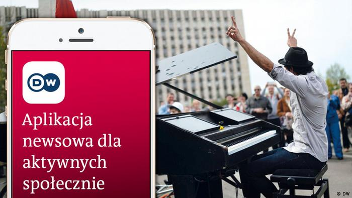 DW News App polnisch