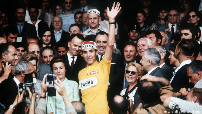Eddy Merckx (picture-alliance/dpa/Belga)
