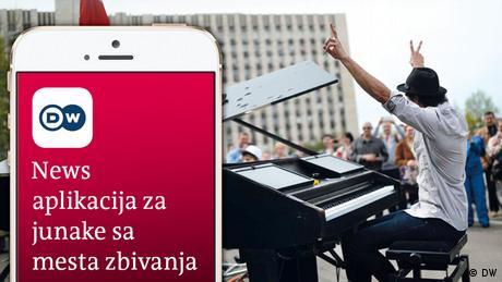 DW News App serbisch