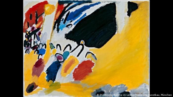 Ausstellung Klee und Kandinsky Bern (Städtische Galerie im Lenbachhaus und Kunstbau, München)