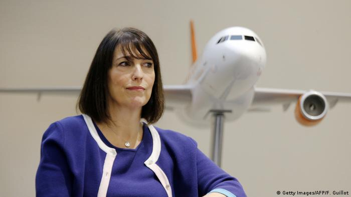 EasyJet CEO Carolyn McCall (Getty Images/AFP/F. Guillot)