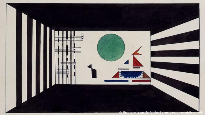 Ausstellung Klee und Kandinsky Bern (Theaterwissenschaftliche Sammlung, Universität zu Köln)