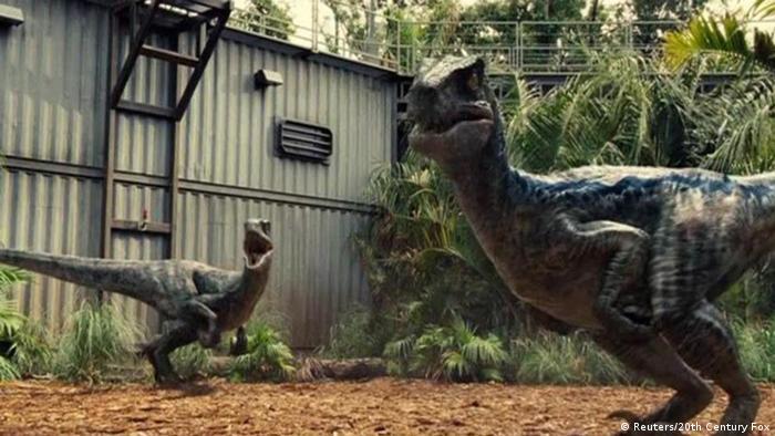 Jurassic World EINSCHRÄNKUNG