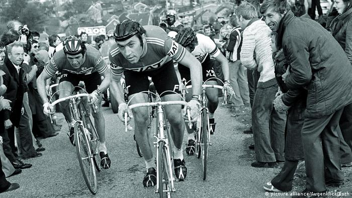 Eddy Merckx (picture alliance/Augenklick/Roth)