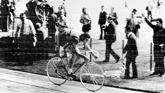 Eddy Merckx (Getty Images/AFP)