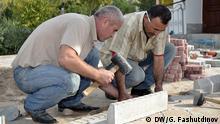 Russland Gastarbeiter aus Tadschikistan