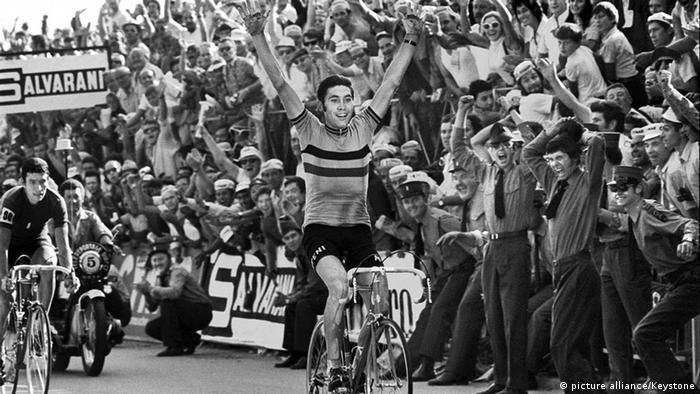 Eddy Merckx (picture alliance/Keystone)