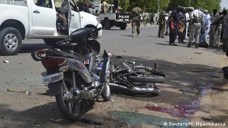 Doppelanschlag in Tschad
