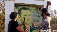 Symbolbild Assad Syrien