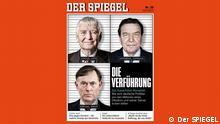 ***Achtung: Nur zur Berichterstattung über diesen Titel verwenden!*** Spiegel Cover 13.06.2015