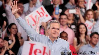 Jeb Bush Vorwahlkampf Präsidentschaftswahlen