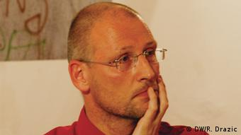 Mirko Petric, Soziologe aus Kroatien (Foto: DW/R. Drazic)