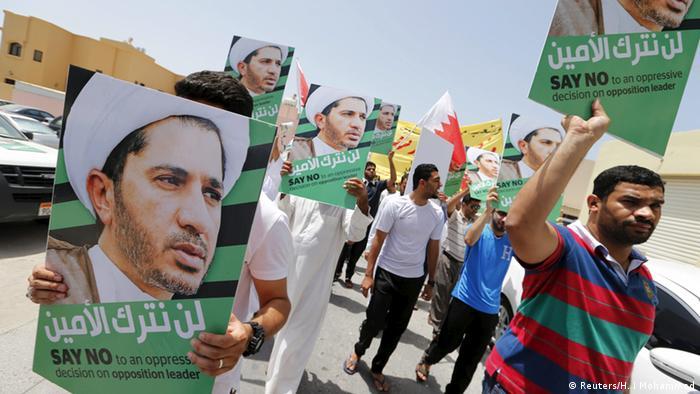 Bahrain Ali Salman Oppositioneller