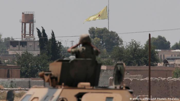 قوات حماية الشعب الكردي تواصل التقدم نحو الرقة
