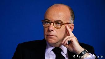 Frankreich Bernard Cazeneuve Innenminister