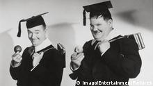 Laurel and Hardy (Imago/EntertainmentPictures)