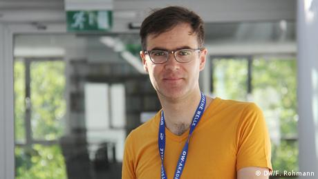 Kyryl Savin Ländermanager Ukraine der DW Akademie