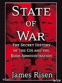 Umschlag des Buches State of War von James Risen