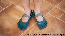 Deutschland Vibrams FiveFingers Schuhe