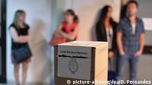 Wahlen in Argentinien 2013