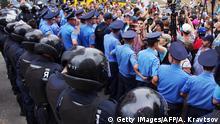 Ukraine Odessa Polizei Miliz