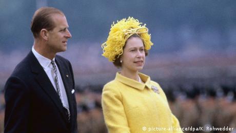 Königin Elisabeth II. Deutschland Besuch 1965