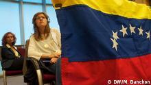 Brüssel Europäischem Parlament Anhörung Menschenrechte Venezuela