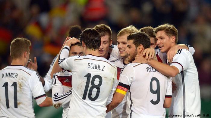Deutsche U21 hat EM-Titel im Visier
