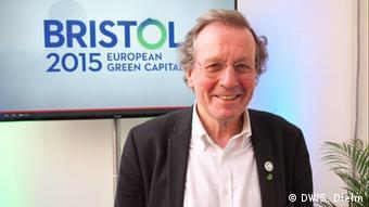 Mayor of Bristol George Ferguson (Photo: Sonya Diehn)