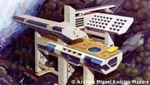 Bildergalerie Ausstellung Latin America in Construction: Architecture 1955-1980 EINSCHRÄNKUNG