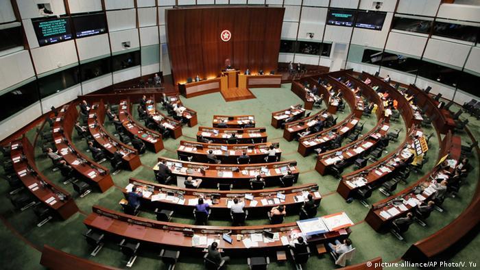 Hongkong Wahlreform