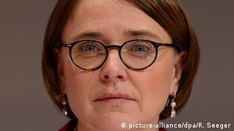 Annette Widmann-Mauz. (Photo: Patrick Seeger/dpa)