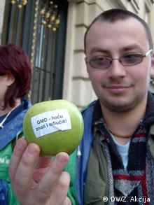 Croatia GMO Protest