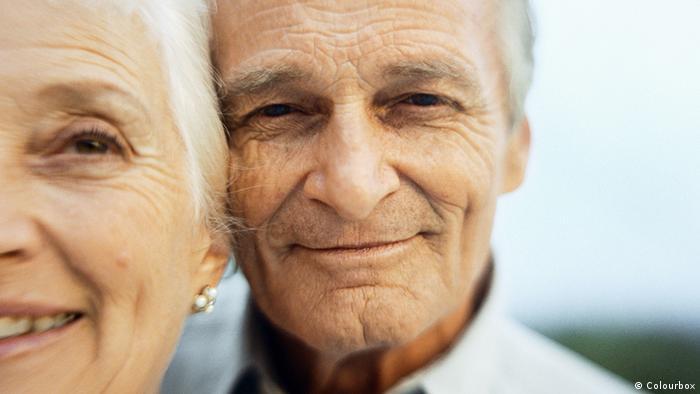 Älteres Paar (Colourbox)