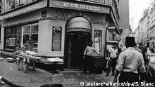 Paris Attentat auf jüdisches Restaurant Jo Goldenberg 1982